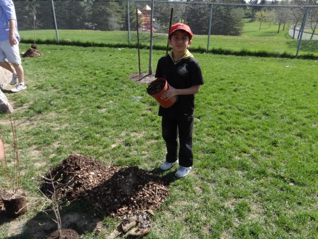 Planting Day 2013
