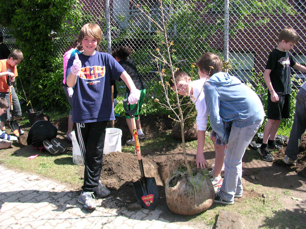 Planting Day 2010
