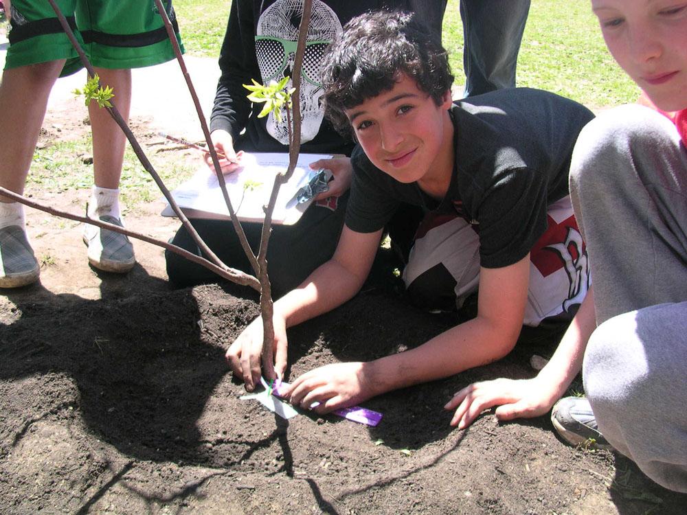 Planting Day 2010