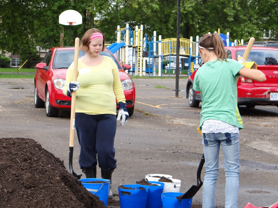 Planting Day 2011